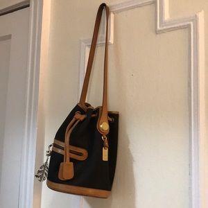 Dooney & Bourke buckle bag